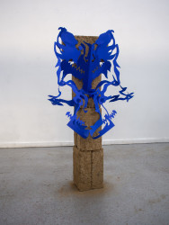 Daniele Formica, The beast ascends as the spirit of fear