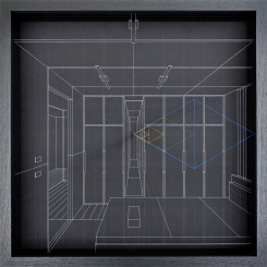 Paolo Cavinato, Interior Projection #22