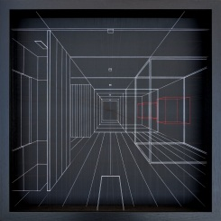 Paolo Cavinato, Interior Projection #19