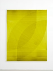 Thomas Trum, Four Green Lines 15