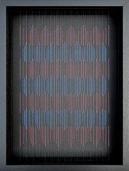 Paolo Cavinato, Iridescence #19 (blanket)