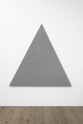 Alan Charlton, Triangle Painting