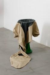 Pauline Curnier Jardin, Peaux de dame (waste bin 2)