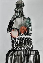Ronny Delrue, Sculptures of Stones