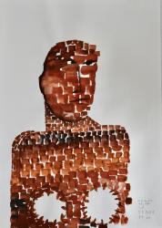 Ronny Delrue, Sculptures of Stones, 1.2.2021, 19:17 – 2.2.2021, 21:00