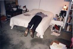 Bertien van Manen, Willem op bed