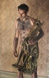 Sam Andrea, Der Hund. Aldo van den Broek