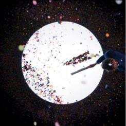 Maarten Baas, Real Time Confetti Clock