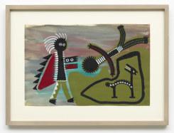 Jan Elburg, untitled (Indians)