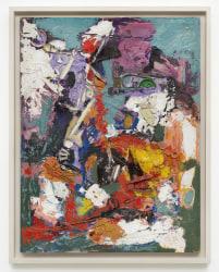 Jan Elburg, untitled (materieschilderij)