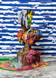 Nico Krijno, Sculpture Study Figure 2
