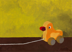 Erik Mattijssen, Duck on wheels