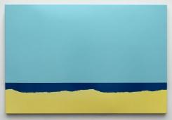 Rafaël Rozendaal, Mechanical Painting 20 11 01 (Beach)