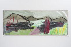 Karel Appel, Horizon of Tuscany no. 18