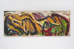 Karel Appel, Horizon of Tuscany no. 28
