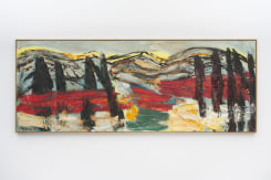 Karel Appel, Horizon of Tuscany no. 19