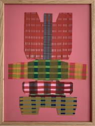 Saar Scheerlings, Talisman collage I