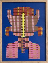 Saar Scheerlings, Talisman collage III
