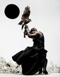 Mohau Modisakeng, Untitled 1 (Bird series)