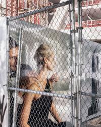 Anastasia Samoylova, Chain Link Fence, Miami