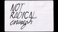 Peter Morrens, Point Blank Press | Not radical enough