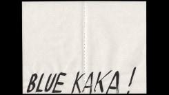 Peter Morrens, Point Blank Press | Blue kaka