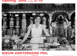 Nieuw Amsterdams Peil - Despise the solid burgher,  but deep drink of his flagon, Klaas Kloosterboer