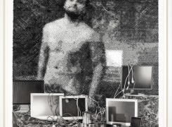 A Fragile Membrane, An Illusive Screen, David Haines