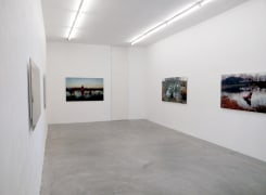 Crossings, Ellen Kooi, Torch Gallery
