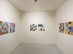 RGB Exit, Peter Struycken
