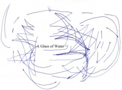 A Glass of Water (Some Objects on the Path to Enlightenment), Saskia Janssen