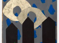 Joost van den Toorn: Beelden // Morgan Betz: Collages, Morgan Betz, Joost van den Toorn