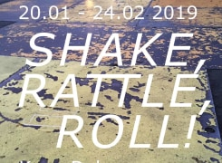 SHAKE RATTLE ROLL!, Koen Delaere, Ide André