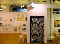 Art Rotterdam 2019, Aline Bouvy, Bas Van den Hurk, Evelyn Taocheng Wang, Max Pinckers, Erik Van Lieshout, John Baldessari, Rachel De Joode, Catherine Biocca