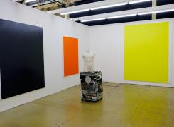 Art Rotterdam 2019, Nicolás Lamas, Jannis Schroeder