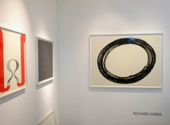 Art Rotterdam 2019, Tom Weselmann †, Richard Serra, Jan Schoonhoven †