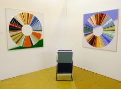 Art Rotterdam 2019, Jay Gard, Alexander Iskin, Caroline Kryzecki