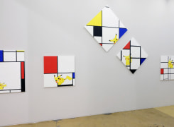 Art Rotterdam 2019, Michael Pybus