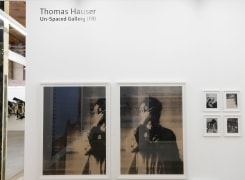 Art Rotterdam 2019, Thomas Hauser