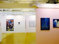 Art Rotterdam 2019, Charline Tyberghein, Catharina Dhaen, Gommaar Gilliams, Pieter Jennes, Bendt Eyckermans