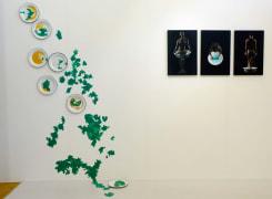 Art Rotterdam 2019, Buhlebezwe Siwani, Afra Eisma, Majid Biglari