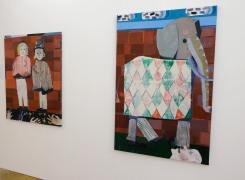 Art Rotterdam 2019, Pieter Jennes, Mathias Prenen