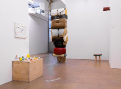 Art Rotterdam 2019, Yuki Okumura, Kenichi Ogawa, Wobbe Micha, Kurt Ryslavy, Gino Saccone, Suchan Kinoshita, Juan Pablo Plazas