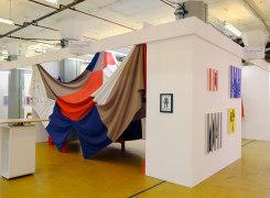 Art Rotterdam 2019, Lara Almarcegui, Pauline Curnier Jardin, Klaas Kloosterboer, Otto Berchem, Susan Philipsz