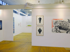 Art Rotterdam 2019, Lara Viana, Marijn van Kreij, Thomas Struth, Sylvie Zijlmans/Hewald Jongenelis, Antonietta Peeters, Rory Pilgrim, andriesse eyck galerie