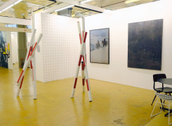 Art Rotterdam 2019, Lucas Lenglet, Daniel van Straalen, Helen Verhoeven, Maaike Schoorel