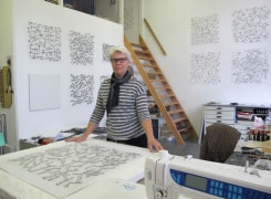 Drawing Online, Marian Bijlenga