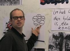 Drawing Online, Erik van Lieshout, Dick Verdult