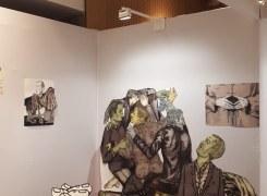 Drawing Now Paris, Karin van Dam, Susanna Inglada