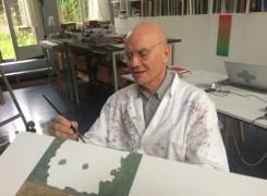 Drawing Online, Peter Struycken